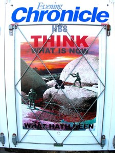 'Think' Poster