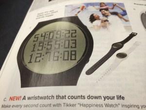 Las ventajas de saber cuándo te llegará la hora