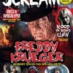 Scream Magazine Issue 27