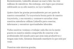 ¡Viva! Estoy en el 10% de perfiles de @LinkedIn más vistos en 2012.