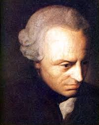 Kant - it's all his fault. Sort of.