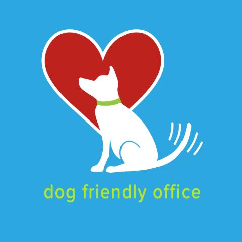 dog friendly sign