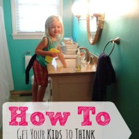 How to Get Kids to Think Chores are Cool