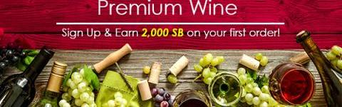 Let Swagbucks buy you Wine.