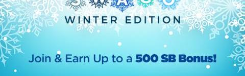 January Swago with Spin & Win (US)