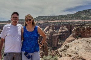 At Colorado National Monument