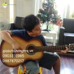 Cần gia sư dạy đàn Guitar tại quận 4