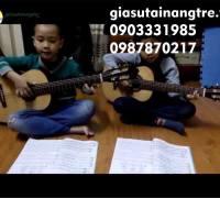 Cần gia sư dạy đàn Guitar tại quận 7