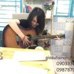 Gia sư đàn Guitar tại huyện Củ Chi
