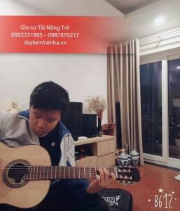 Dạy đàn Guitar tại TP HCM