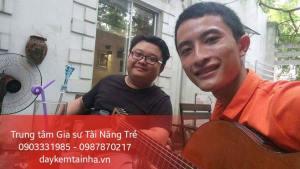 Nhận gia sư dạy đàn Guitar tại quận Gò Vấp