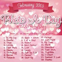 Get Together for a February 2013 Photo a Day Challenge #7SDDPhotoADay