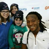 P&G, Fiesta Mart, and Meeting DeAndre Hopkins Make for a Winning Combination