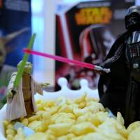 May the Force Be With You and Your Breakfast - Star Wars Cereal