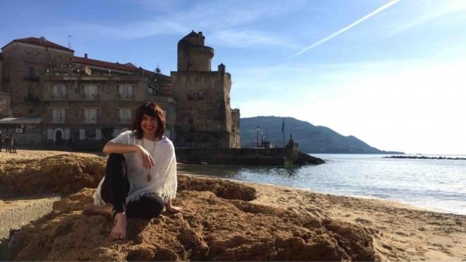 Yogareise Italien Rebecca Randak