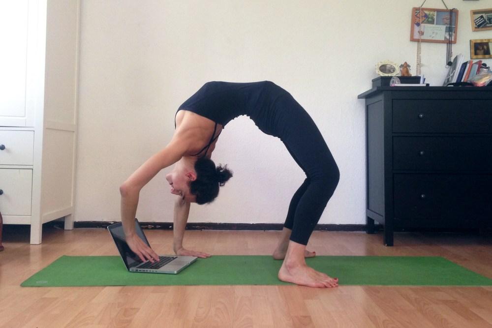 Yoga & Beruf