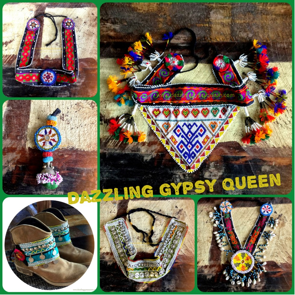 Tribal Kuchi stuff by Dazzling Gypsy Queen