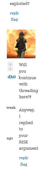 Some Horrible Threading in Disqus