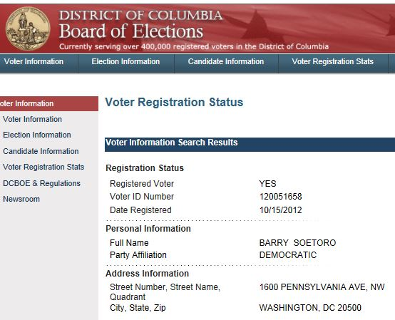 barry-soetoro-voter-registration-washington-dc