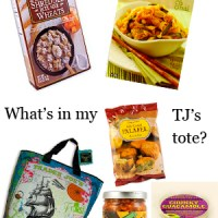 {What's in My Trader Joe's Tote}