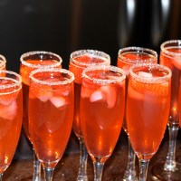 Thirsty Thursday: Sauza Tequila Strawberry Sparklers