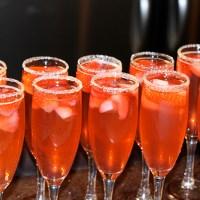 Thirsty Thursday: Sauza Tequila Strawberry Sparklers
