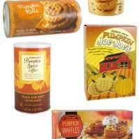 Trader Joe's Pumpkin Picks for Thanksgiving
