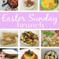 Easter Sunday Brunch Roundup