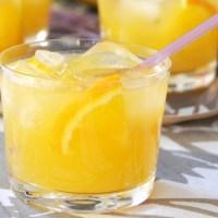 {Thirsty Thursday: Sunshine Dazzler}