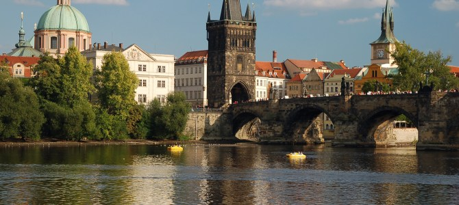 Prague: But You're, Like, Really Pretty