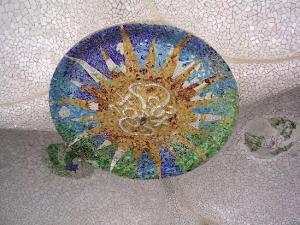 parc-guell-ceiling-decoration