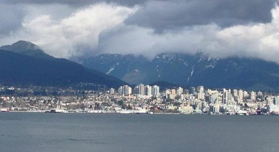 Vancouver: Mother Nature Playing Favorites