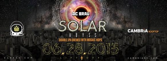 DC Brau Solar Abyss