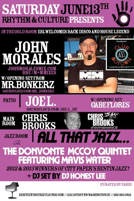 ESL John Morales