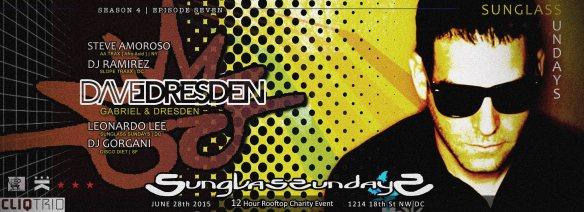 Sunglass Sundays Dave Dresden
