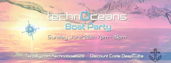 TechnOceans Pirate Ship Boat Party Round TWO!!! on the Boomerang Pirate