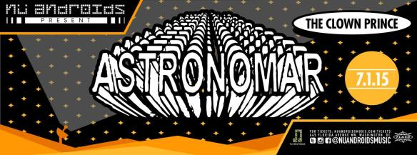 Nu Androids Present: Astronomar at Flash
