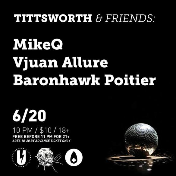 tittsworth and friends