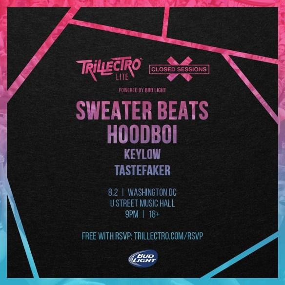Sweater Beats and Hoodboiat U Street Music Hall