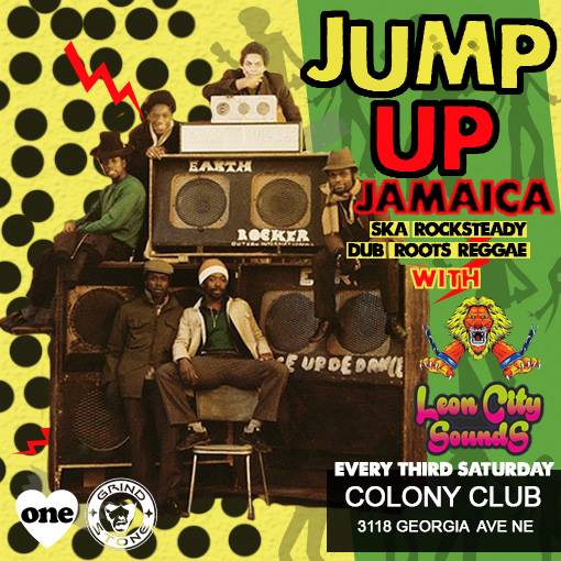 Jump Up Jamaica with León City Sounds at Colony Club