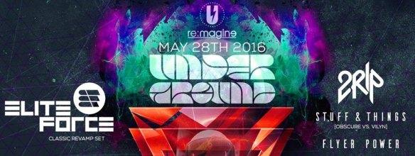Underground featuring Elite Force & 2Rip at U Street Music Hall