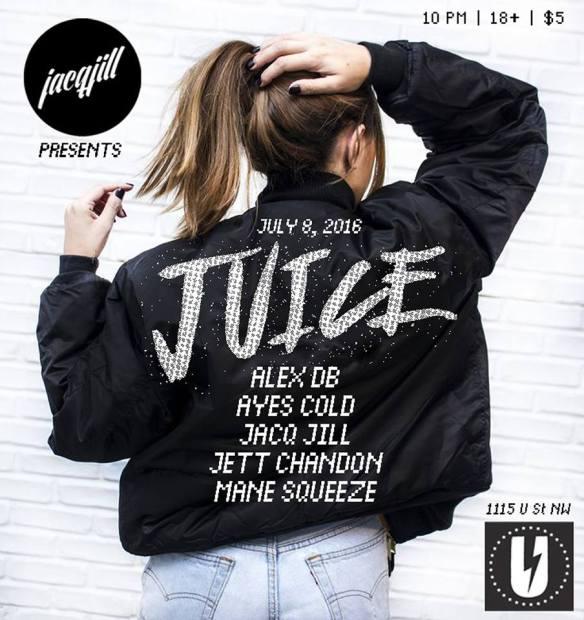 Juice at u all