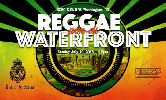 Reggae pon di Waterfront at Nick's Riverside Grill