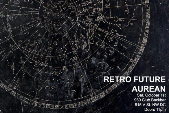 Retro Future & Aurean at Backbar