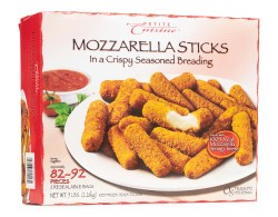 Amazing Click Image To Customers Love This Item Petite Cuisine Mozzarella Sticks Boxed Who Sells Mozzarella Sticks Near Me Mozzarella Sticks Near Me Fast Food