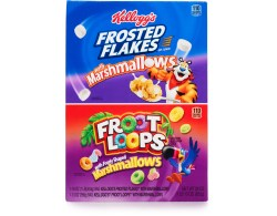 Enamour Marshmallow Cereal Frosted Flakes Froot Loops Boxed Marshmallow Cereal Frosted Flakes Froot Loops Kellogg S Frosted Flakes Slogan Kellogg S Frosted Flakes Commercial