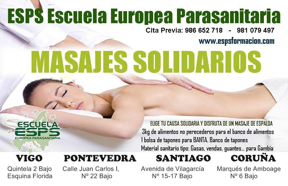 masajes solidarios