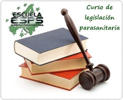 Curso de Legislación Parasanitaria