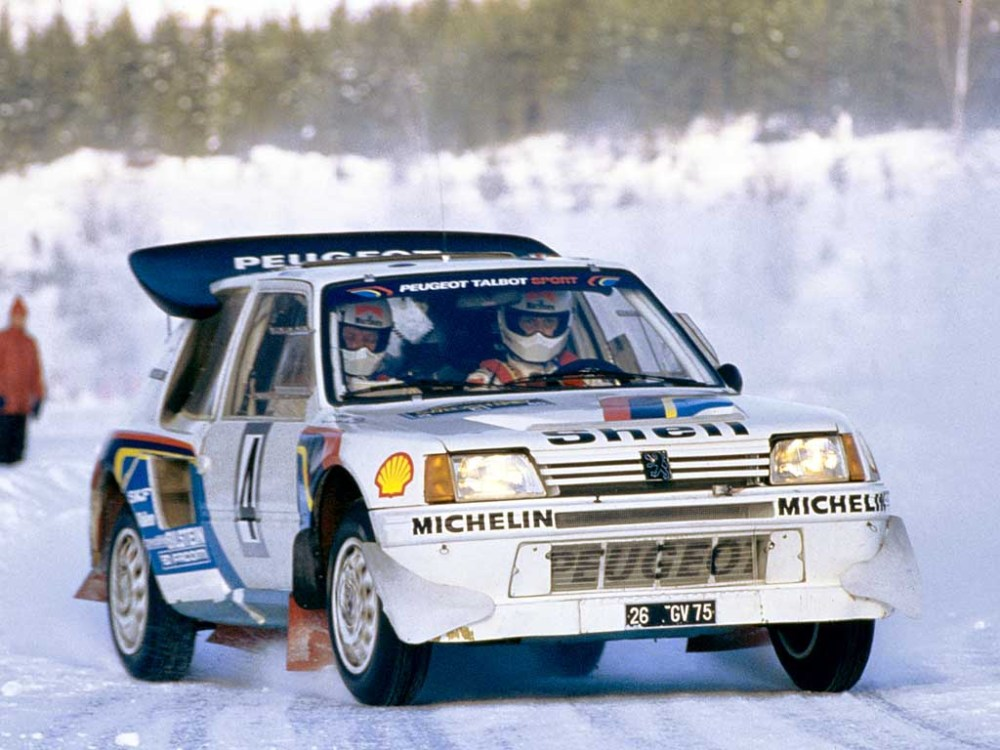 Group B Rally Cars are Old-School and Awesome (5/6)