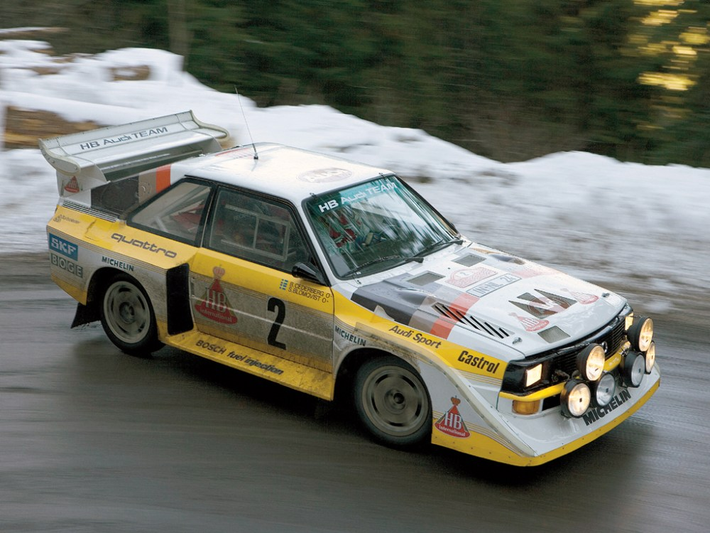 Group B Rally Cars are Old-School and Awesome (4/6)